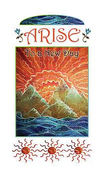 Sue Duda - Sunrays - Arise New Day