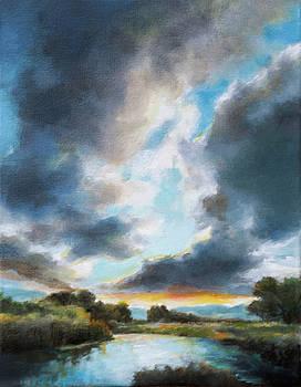 Sunrise by Anthony Enyedy