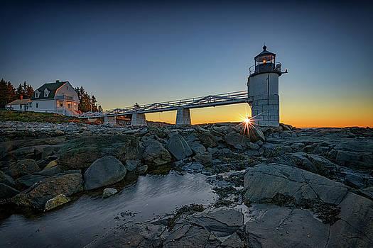 Sunrise at Marshall Point by Rick Berk