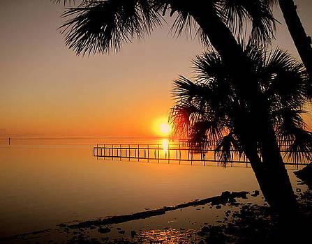Susanne Van Hulst - Sunrise at the pier