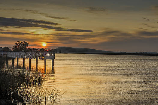 Bruce Bottomley - Sunrise Belden Landing