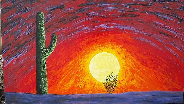 Sunrise by Bill Collier