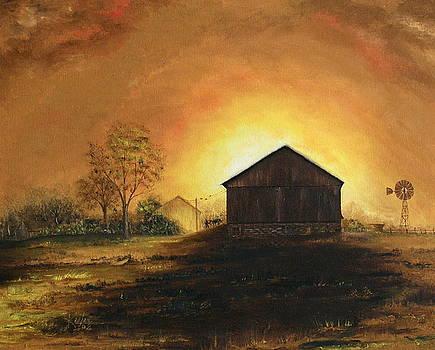 Sunrise by Christopher Keeler Doolin