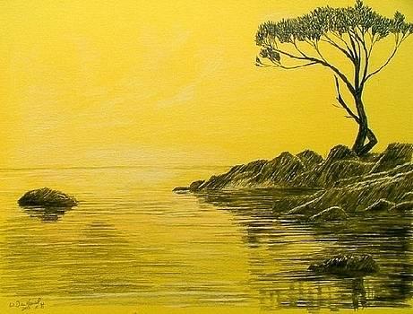 Sunrise by Dan Hausel