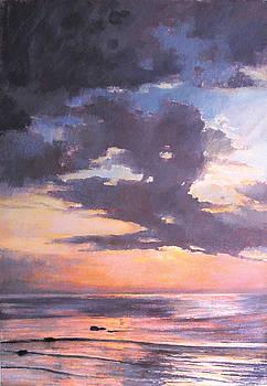Sunrise II by Christine Bodnar