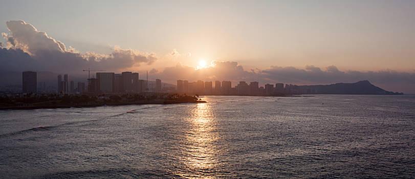 Ramunas Bruzas - Sunrise In Honolulu