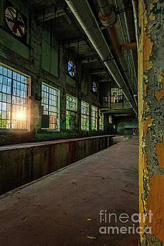 Abandoned Sunset by Doug Sturgess