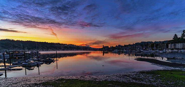 Sunrise by Ken Stanback