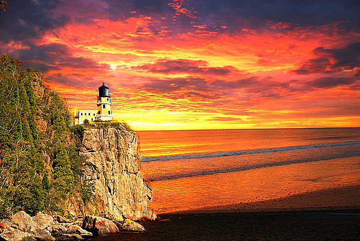 Marty Koch - Sunrise Lighthouse