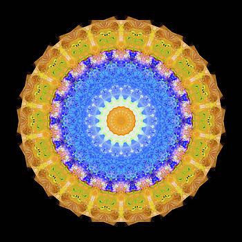 Sharon Cummings - Sunrise Mandala Art - Sharon Cummings
