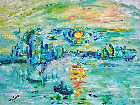 Sunrise by Mary Sedici