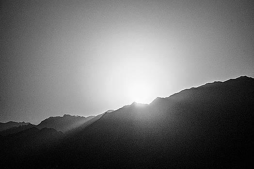 Sunrise by Mei Li Ronfeld