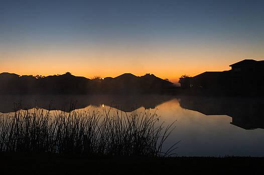 Sunrise by Michael Tesar