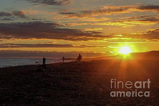 Sunrise by Miro Vrlik