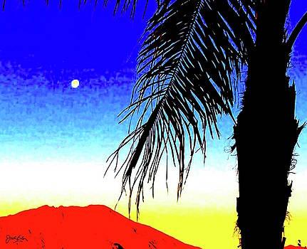 Sunrise Mooonrise by Jack Eadon
