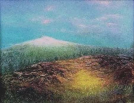 Sunrise Mt. Washington by Brian Higgins