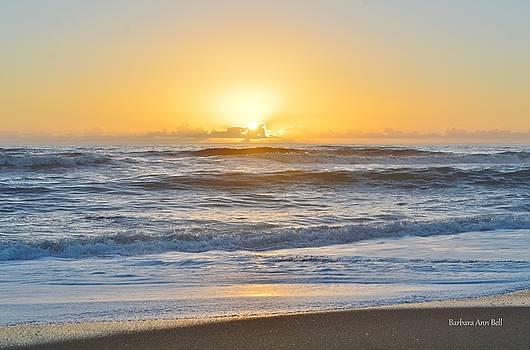 Sunrise Nags Head 2/25 by Barbara Ann Bell