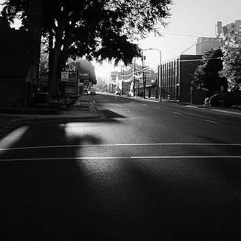 Sunrise on Dorion Avenue by Richard Rodney Greenough