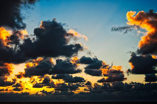 Jeremy Herman - Sunrise on the Atlantic #14