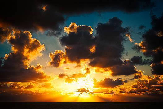 Jeremy Herman - Sunrise on the Atlantic #19
