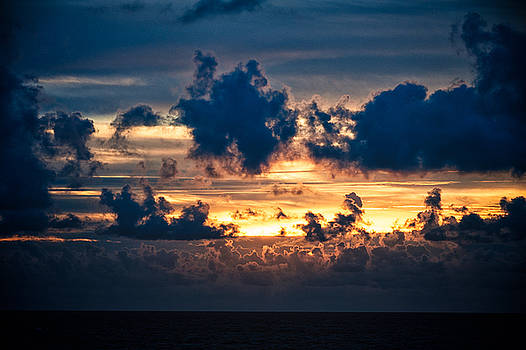 Jeremy Herman - Sunrise on the Atlantic #28