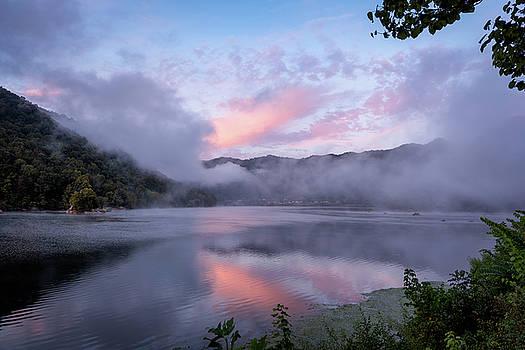 Sunrise on the Bend by Jeremy Clinard