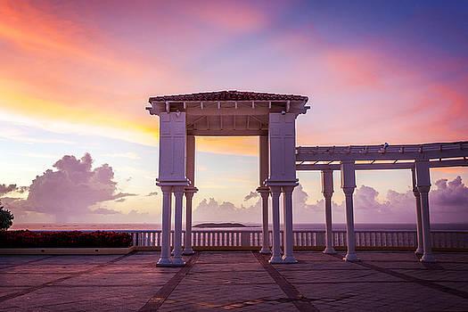 Lorrie Joaus - Sunrise on the Caribbean