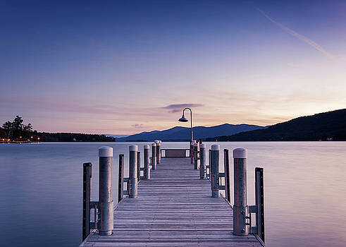 Lorrie Joaus - Sunrise on the lake