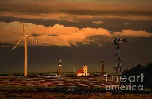 Jon Burch Photography - Sunrise On The Prairie