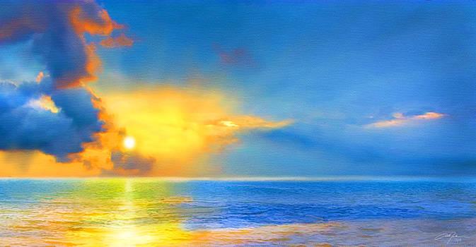 Dale Jackson - Sunrise on the Sea