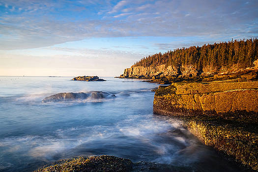 John McArthur - Sunrise Otter Point 2