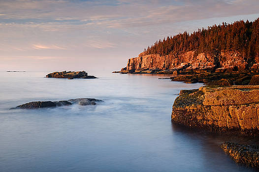 John McArthur - Sunrise Otter Point 6