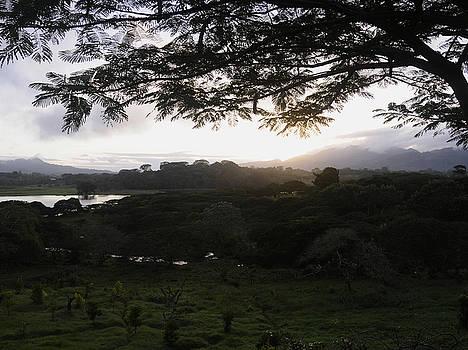 Rosa Diaz - Sunrise over Lake Apanas