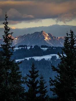 Sunrise Over The Gore by Stephen Barela
