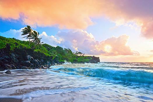 Sunrise Paradise Hawaii by Michael Sweet