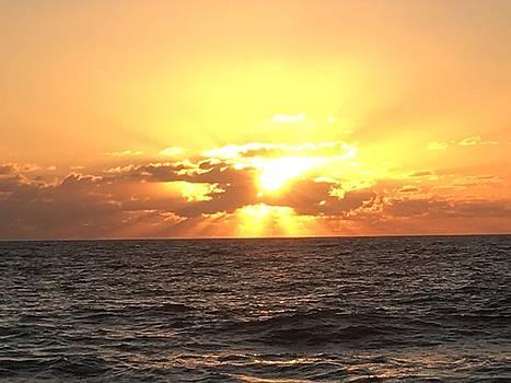 Sunrise by Paul Lavoie