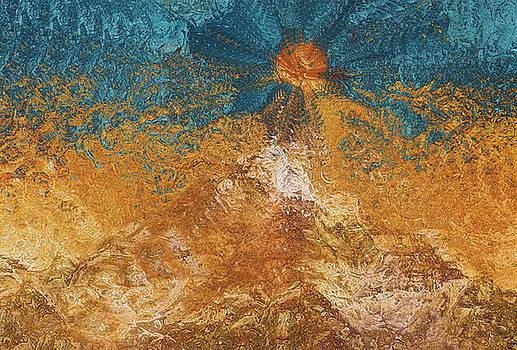 Sunrise Peaks by Jack Zulli