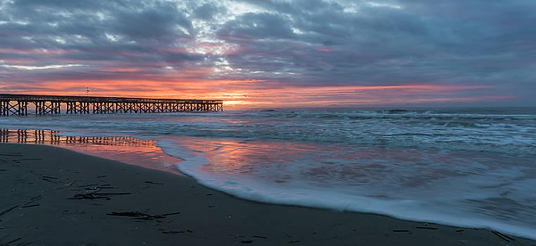 Sunrise Pier by Thomas Pettengill