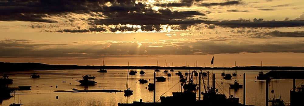 Sunrise Provincetown by Jim Madigan