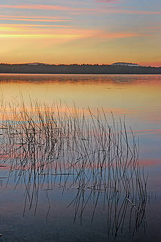 Sunrise Reflections by Robert Anschutz