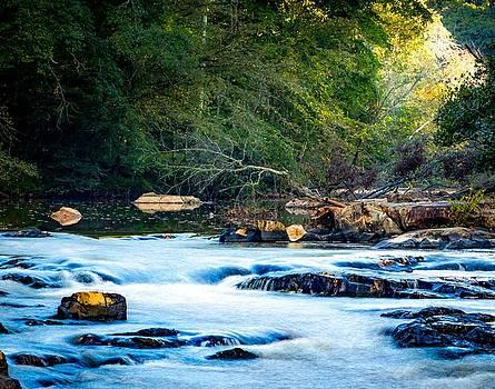 Sunrise River by Ant Pruitt