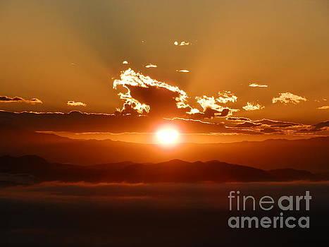 Sunrise by Robert Ball