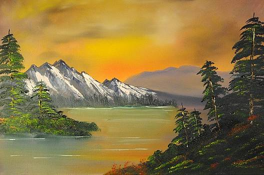 Sunrise Serenity by James Higgins