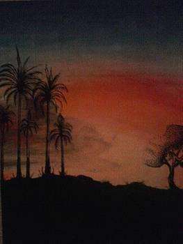 Sunrise by Shadrach Muyila