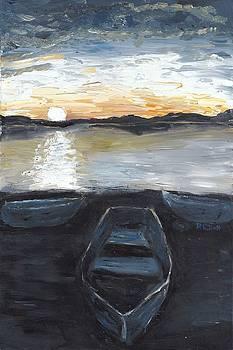 Sunrise Shore  by Davis Elliott