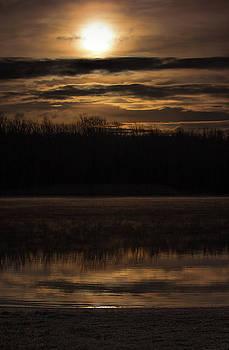 Sunrise, Sunset by James Figielski by Paulinskill River Photography