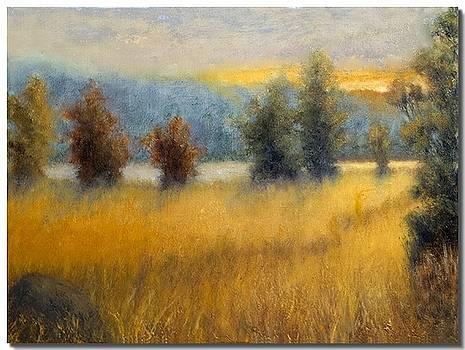 Sunrise Sunset II by Liron Sissman
