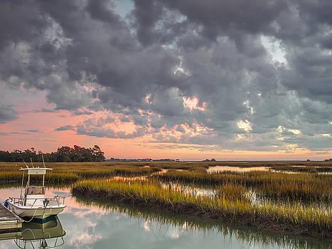 Sunrise Sunset Photo Art - Carpe Diem Ii by Jo Ann Tomaselli
