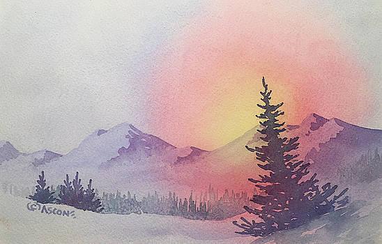 Sunrise by Teresa Ascone