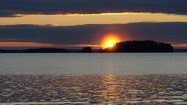 Sunrise by Tiina M Niskanen